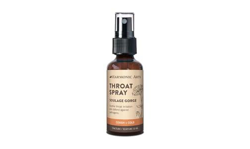 Organic Throat Spray- Code#: VT1922