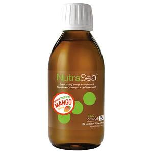 NutraSea Omega 3 - Mango Flavour- Code#: VT1934