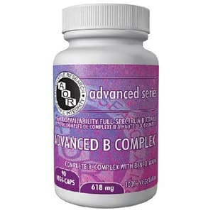 Advanced B Complex- Code#: VT1963