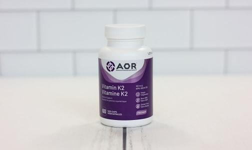 Vitamin K2  120MCG- Code#: VT1967