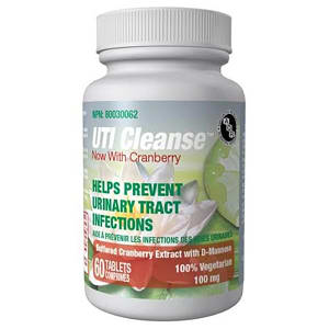 UTI Cleanse - Now With Cranberry- Code#: VT1973