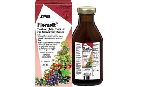 Floravit® (Yeast-Free)- Code#: VT2002