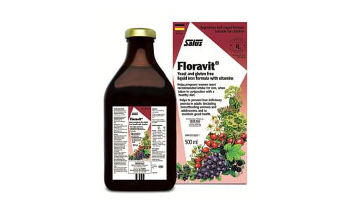 Floravit® (Yeast-Free)- Code#: VT2003