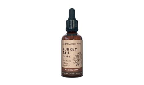 Organic Turkey Tail Tincture- Code#: VT2008