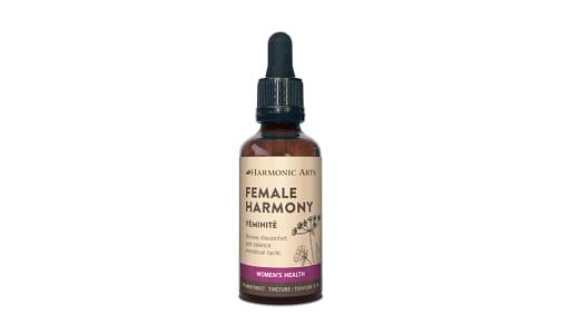 Organic Female Harmony- Code#: VT2012