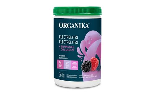Electrolytes + Enhance Collagen Wild Berry- Code#: VT2042