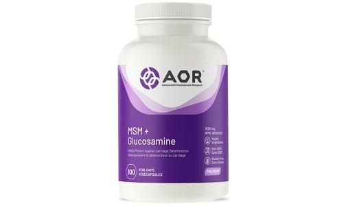 MSM + Glucosamine- Code#: VT2049