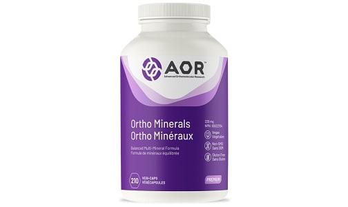 Ortho Minerals- Code#: VT2051