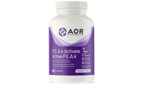 P.E.A.k  Activate- Code#: VT2052