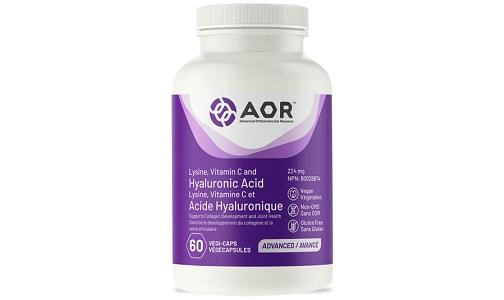 Lysine, Vitamin C and Hyaluronic Acid- Code#: VT2061
