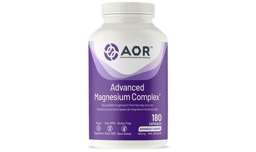 Advanced Magnesium Complex- Code#: VT2063