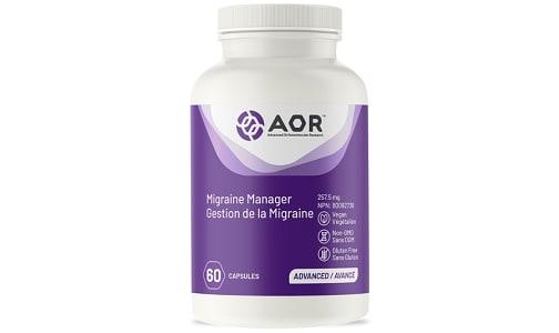 Migraine Manager- Code#: VT2168