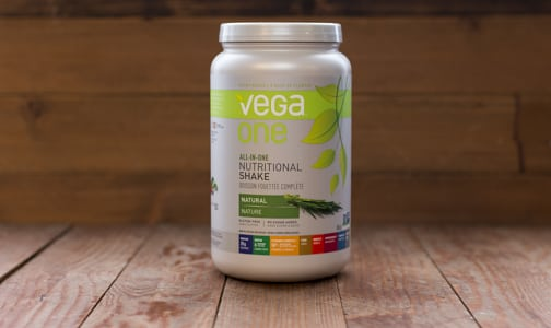 Vega One Nutritional Shake - Natural- Code#: VT500