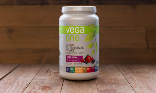 Vega One Nutritional Shake - Berry- Code#: VT501