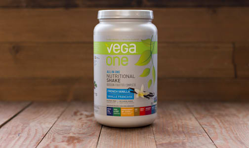 Nutritional Shake - French Vanilla- Code#: VT506