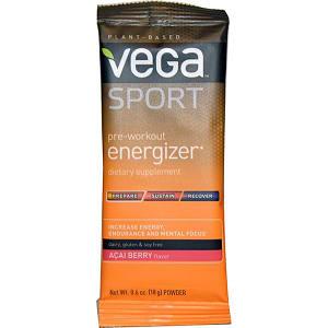 Pre-Workout Energizer Acai Berry- Code#: VT535