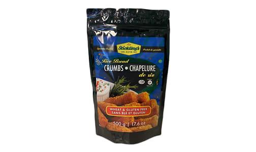 Rice Bread Crumbs- Code#: BR0482