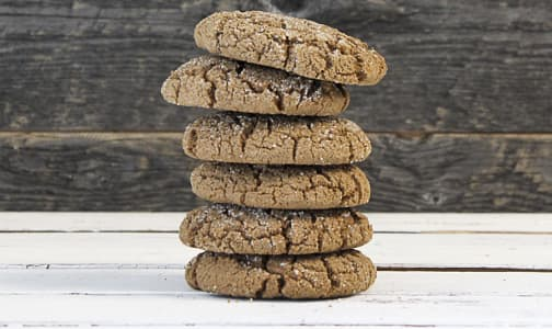Gluten Free, Ginger Molasses Cookie- Code#: BR3171