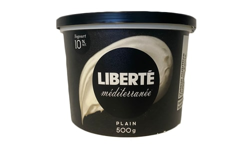 10% MF Plain yogurt- Code#: DA0576