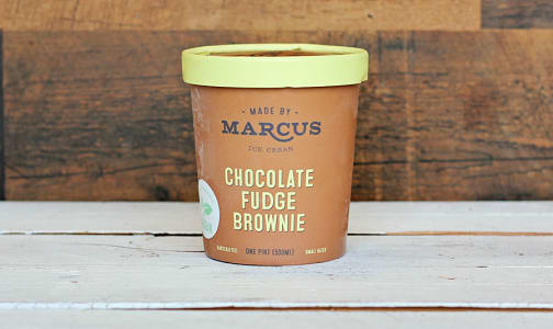 Vegan Chocolate Fudge Brownie Ice Cream (Frozen)- Code#: FD8042