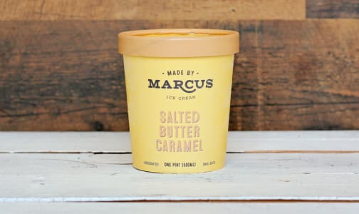 Salted Butter Caramel Ice Cream (Frozen)- Code#: FD8057