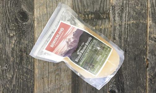 Bison Bone Broth (Frozen)- Code#: MP3283