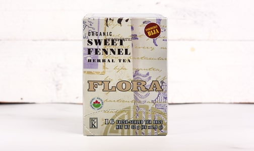 Sweet Fennel Tea- Code#: PC0883