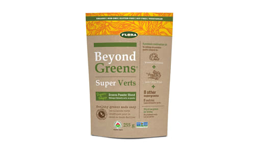 Beyond Greens- Code#: PC0919