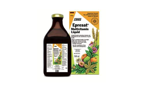Epresat® Multivitamin Liquid- Code#: PC0927