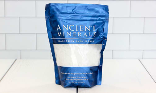 Magnesium Bath Flakes- Code#: PC0987
