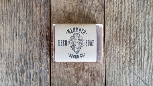 Warthog Ale Beard Bar Soap- Code#: PC3118