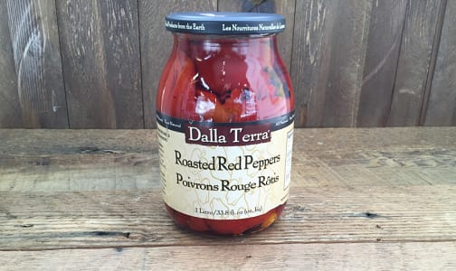Roasted Red Peppers- Code#: SA8057