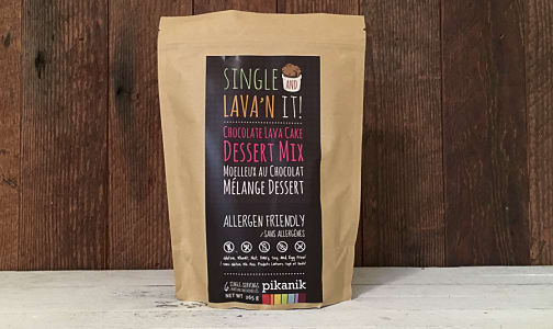 Chocolate Lava Cake Mix- Code#: SN3264