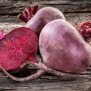 Local Organic Beets, Bagged - Red- Code#: PR100346LPO