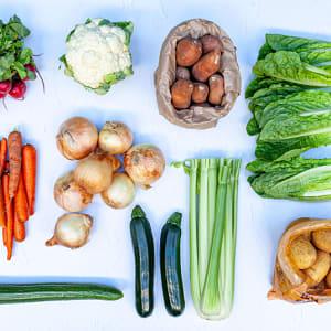 Organic Staples Box, Veggie- Code#: PR217183NCO