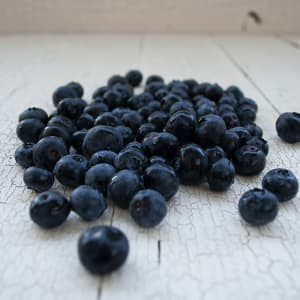 Organic Blueberries- Code#: PR100048NCO