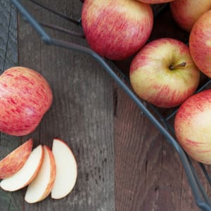 Local Organic Apples, Bagged Fuji- Code#: PR190307LPO