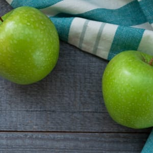 Organic Apples, Bagged Granny Smith- Code#: PR132926NPO