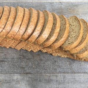 Sliced Whole Wheat Bread- Code#: BR0668