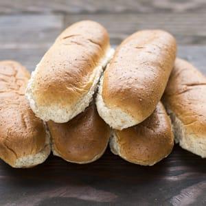 Hot Dog Buns, Whole Grain- Code#: BR0681