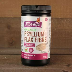 Organic Psyllium Flax Seeds- Code#: BU0292
