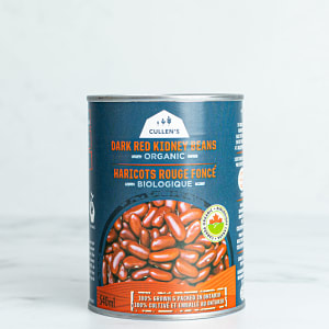 Organic Canned Kidney Beans- Code#: BU0715