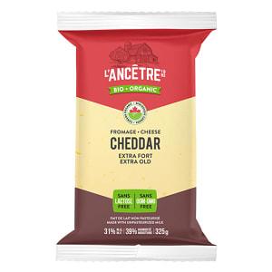 Organic Raw Milk Extra Sharp Cheddar- Code#: DA014