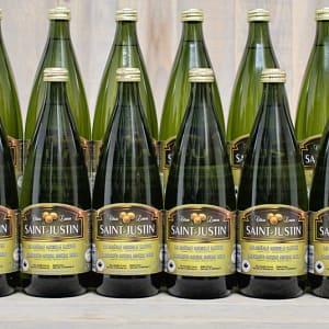 Sparkling Natural Lemon Mineral Water - CASE- Code#: DR1501-CS