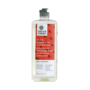 Fruit & Veggie Soak Concentrate- Code#: HH0424