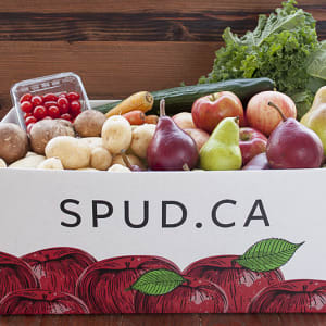 Local Produce Box - BC Grown- Code#: KIT0075