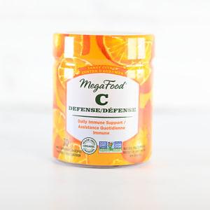 Organic Vitamin C Defense Tangy Citrus Gummies- Code#: PC2466