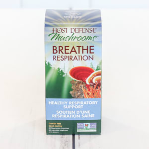 Organic Breathe Capsules- Code#: PC2468