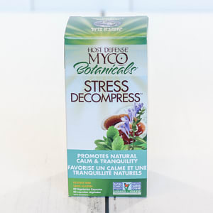 Organic MycoBotanicals Stress Decompress- Code#: PC2470