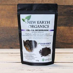 Organic Activation Extracted Chaga Mushroom- Code#: PC410679